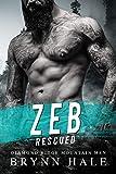 ZEB (RESCUED-Diamond Ridge Mountain Men Book 1)