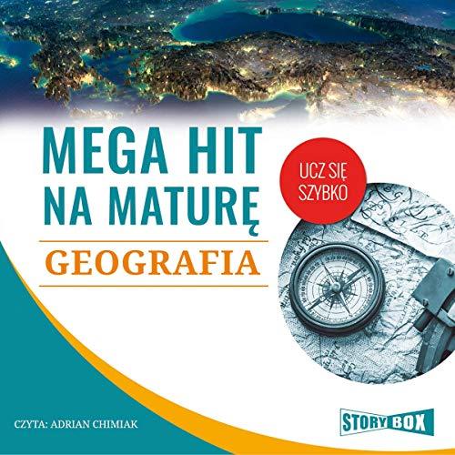 Geografia audiobook cover art