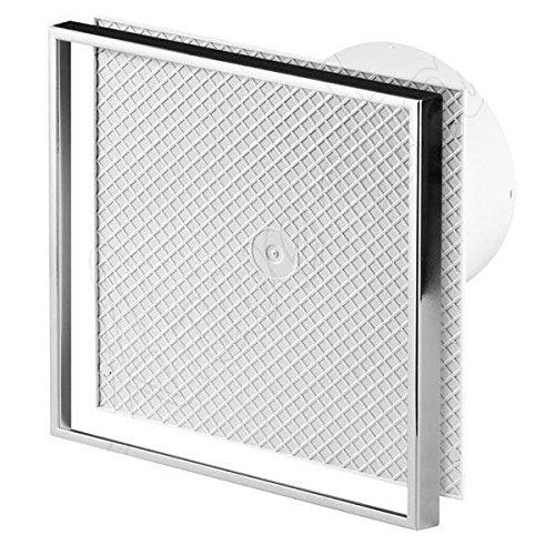 Muur Keramische tegel Badkamer Keuken Extractor Ventilator 125mm Diameter Standaard Versie