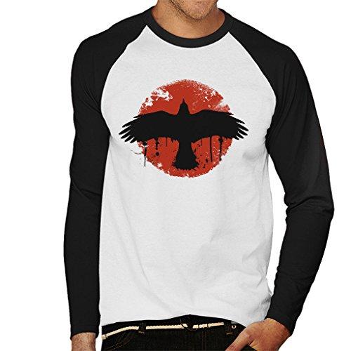 Before The Storm Chloe Nyar Life is Strange Men's Baseball Long Sleeved T-Shirt