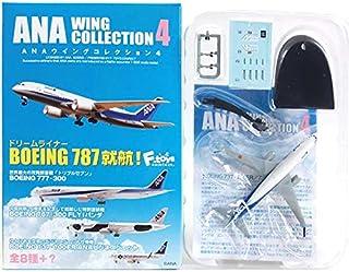 【8】 エフトイズ/F-TOYS 1/500 ANAウイングコレクション Vol.4 ボーイング 737-800 トリトンブルー 単品
