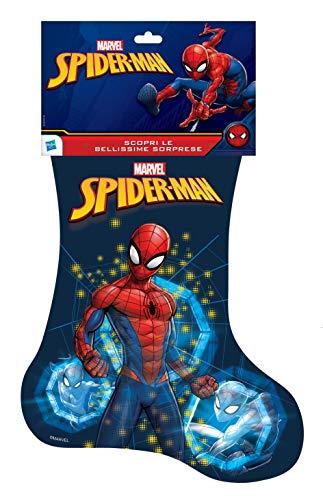 Hasbro Spiderman 2019 Calza Epifania Befana