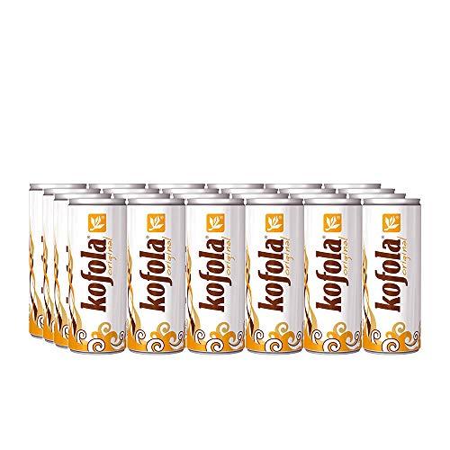 Original Kofola - Cola-Getränk mit einem unverwechselbaren Geschmack aus 14 Kräutern - 24 x 250ml Dosen Palette