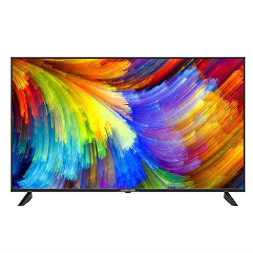 SHENXINCI 55 Zoll (77 cm) LED Fernseher (Full HD, Dolby Audio, HDR10, Sprachassistent, Triple Tuner – DVB-C/S2/T2), Android TV