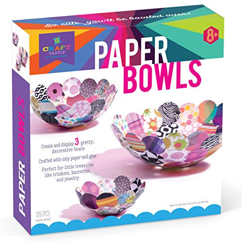 Craft-tastic  Paper Bowl Kit  Craft Kit...