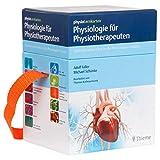 Sport-Tec physioLernkarten, Physiologie für Physiotherapeuten, 415 Karten, Physiologie Lernen - Adolf Faller