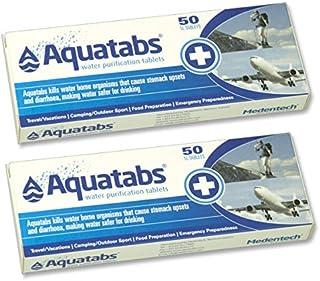 comprar comparacion Outletdelocio. Pack de 100 Pastillas potabilizadoras para el Agua. Aquatabs.