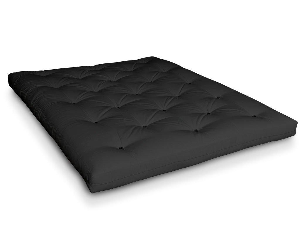 Futon Hiro Saki látex Futon con Coco, algodón y Lana de Oveja de futononline: Amazon.es: Hogar