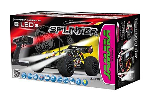 Jamara RC-Buggy Splinter - 7