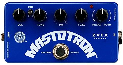 ZVEX Mastotron Vextron Series Silicon Fuzz Guitar Pedal