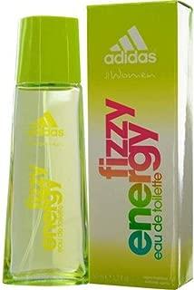 Adidas Fizzy Energy Eau de Toilette for Women, 50ml