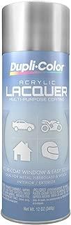 Dupli-Color DAL1679 Silver Metallic General Purpose Acrylic Lacquer - 12 oz.
