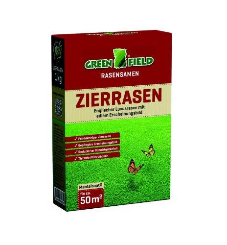 Greenfield Zierrasen, 1 kg