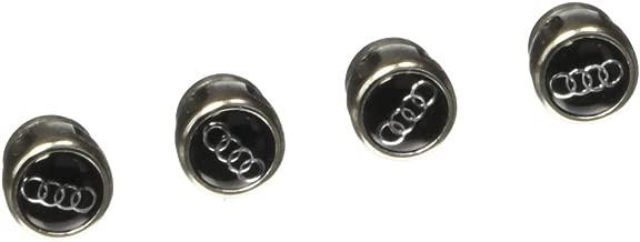 Genuine Audi Accessories 4L0071215 Valve Stem Caps (Set of 4)