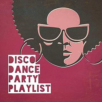 Disco Dance Party Playlist