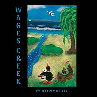 Wages Creek audiobook cover art