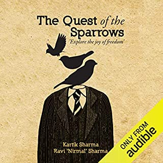 The Quest of the Sparrows cover art