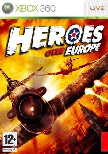 Heroes Over Europe X360 Ver. Reino Unido