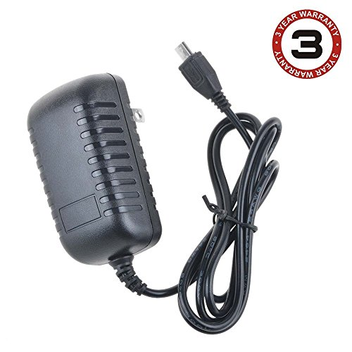 SLLEA 5V 2A AC/DC Home Wall Power Charger Adapter Cord for UB-15MS10 SA Windows Tablet PC