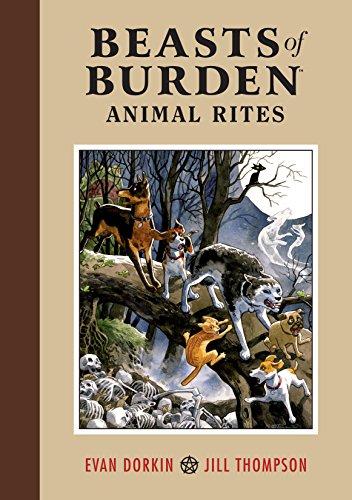 Beasts of Burden Volume 1: Animal Rites (English Edition)