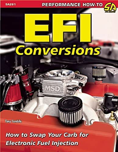 EFI Conversions How to Swap Your Carb for Electronic Fuel Injection product image