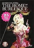 Queen Calavera: The Home of Burlesque - Postkartenbuch mit 25 Postkarten