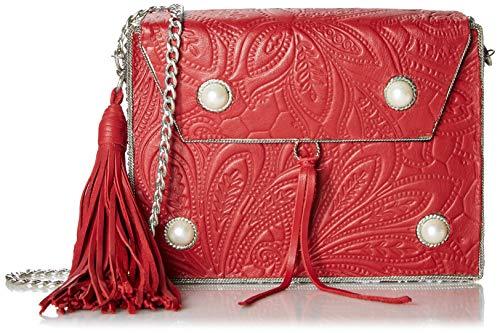 Sam Edelman Gianna Iron Box, red