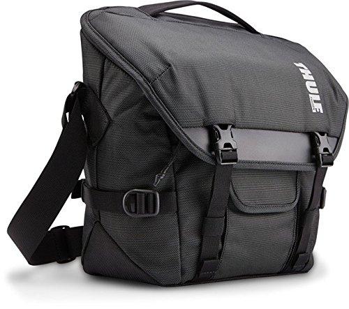 Thule TCDS101K Covert DSLR Satchel tas voor spiegelreflexcamera's met tabletvak grijs