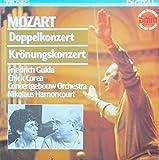 Mozart: Doppelkonzert Krönungskonzert. Konzert für zwei Klaviere und Orchester. KV 365, 537. Vinyl LP. - Wolfgang Amadeus Mozart
