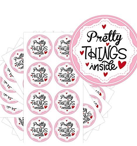 Well Tile - Papeterie & Sticker in rose, Größe 2 Inch
