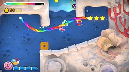 タッチ!カービィスーパーレインボー-WiiU