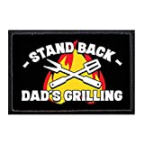 Stand Back Dad's...image