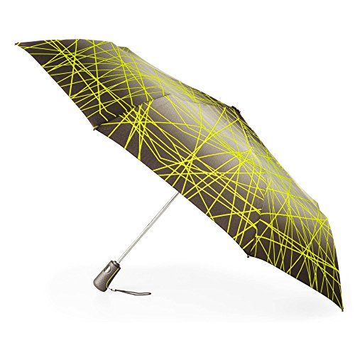 Totes Auto Open Close Titan Super Strong Large Folding Umbrella 47