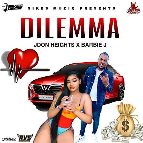 JDon Heights & Barbie J
