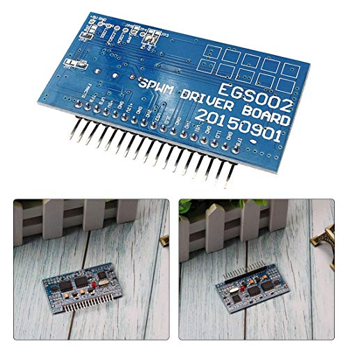Zerkosvort 5V EGS002 EG8010 IR2110 Reine Sinus Wechselrichter Treiberplatine 23.4KHZ PWM Trägerfrequenz
