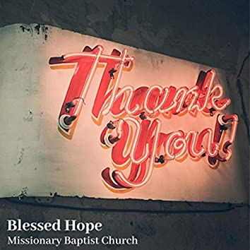 Thank You (Live) [feat. Geoffrey Golden]