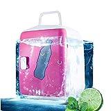 GUOCAO Nevera eléctrica para coche, refrigeradores portátiles, refrigeradores, refrigeradores, refrigeradores de 12 litros, de gran capacidad