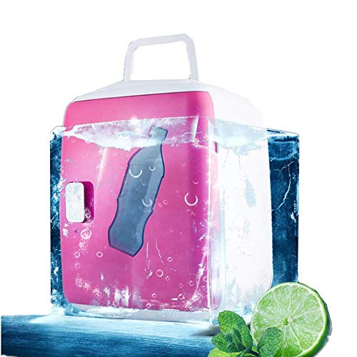 OUPPENG Car Portable Refrigerator Electric Cool Box Car Refrigerators Portable Freezer Mini Cooler Cool and Warm Coolbox 12L Large Capacity Cooler/Warmer