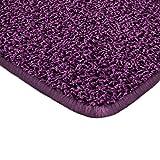[page_title]-Floori Shaggy Hochflor Teppich - 200x290cm - moderner Wohnzimmerteppich - Berry