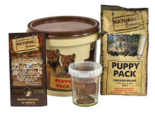 Natural greatness puppy pack chicken recipe hondenvoer