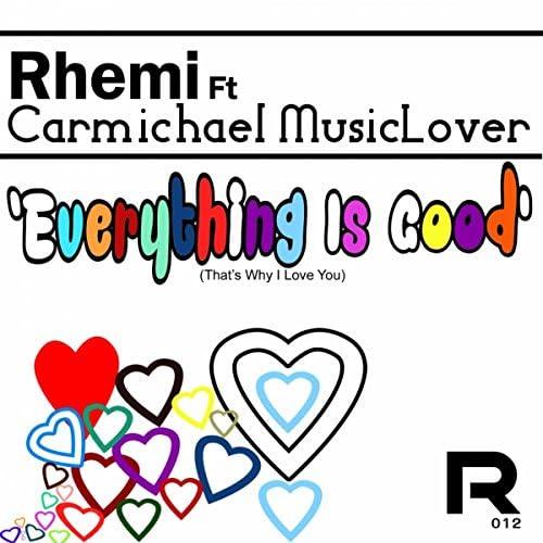 Rhemi Ft Carmichael MusicLover