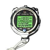 Hotsel, cronometro digitale con timer e cronometro, per allenamento e allenamento in esecuzione per arbitri sportivi