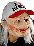 Zagone Oh 69 Mask, Old Woman, Bingo Baseball Cap