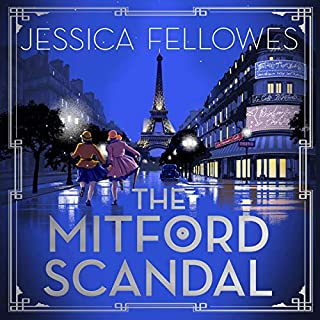 Couverture de The Mitford Scandal