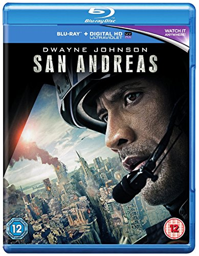 San Andreas [Blu-ray] [Dänemark Import]