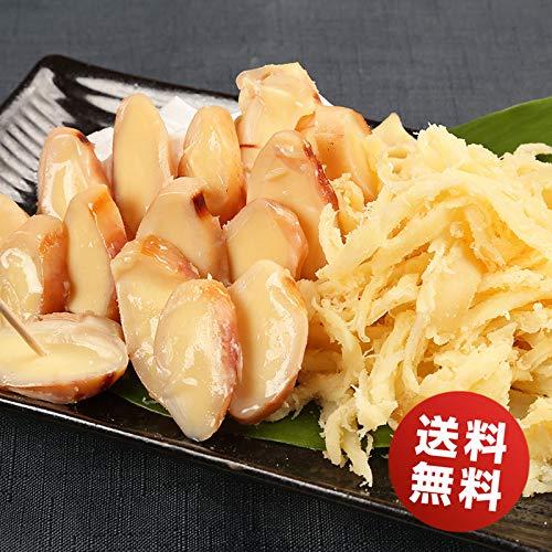 北海道産 カットチーズいか チーズさきいか 2種類の味が楽しめるおつまみお試しセット 2袋入り メール便
