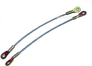 K1AutoParts Strap Tailgate Wire Cable Rear Tail Gate For Mitsubishi L200 Animal Warrior Strada 1995-2005