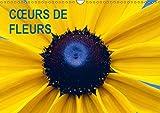CŒURS DE FLEURS (Calendrier mural 2019 DIN A3 horizontal): Plaisir d'une année fleurie (Calendrier mensuel, 14 Pages )