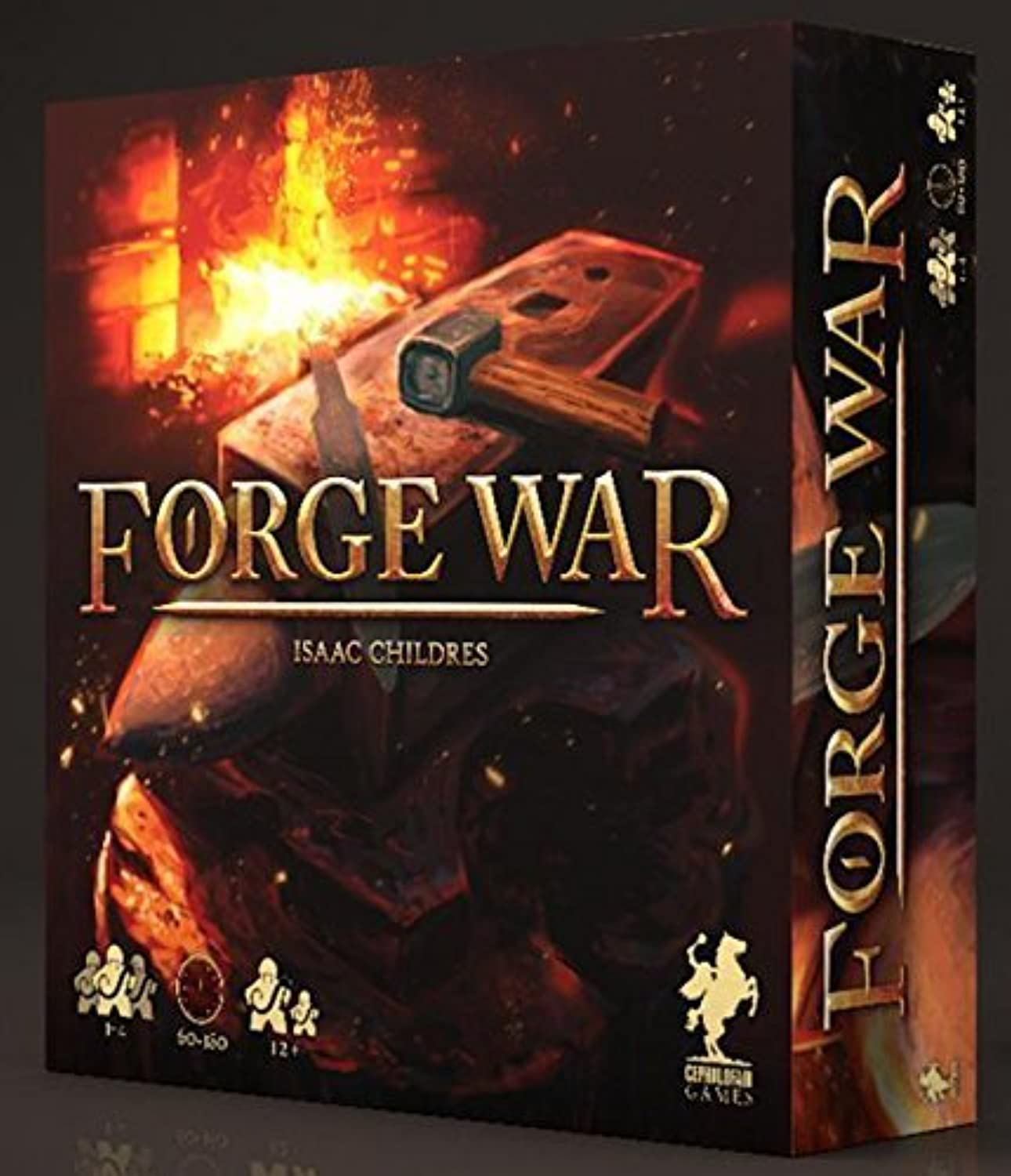 Forge War  2nd Printing by Cephalofair Games