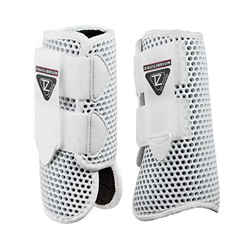 equilibrium Tri-Zone All Sports Boots White - Botas deportivas ligeras y transpirables para evaluar los niveles de protección
